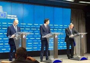 Eurogroup – Πρόοδο είδαν Ντάισελμπλουμ, Μοσκοβισί και Ρέγκλινγκ