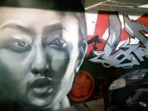 Χανιά: Τα γκράφιτι που τους ζητήθηκαν, τους έβαλαν σε περιπέτειες [pics]