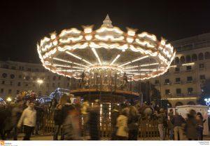 """Θεσσαλονίκη: Ο δήμος """"φέρνει"""" τα Χριστούγεννα νωρίτερα μετά από πιέσεις εμπόρων!"""