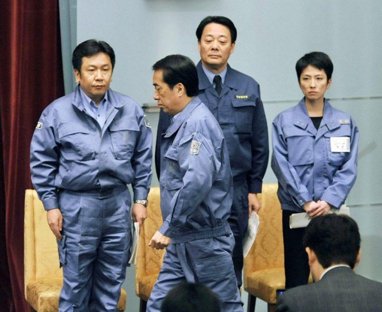 Γιατί ο ιάπωνας πρωθυπουργός φοράει συνέχεια μπλε στολή;   Newsit.gr