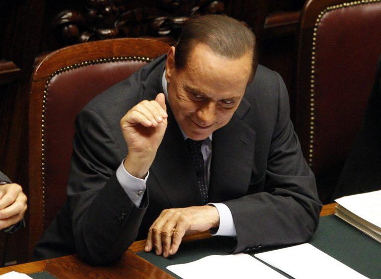 Μπερλουσκόνι: Θα παραιτηθώ μόνο αν… | Newsit.gr