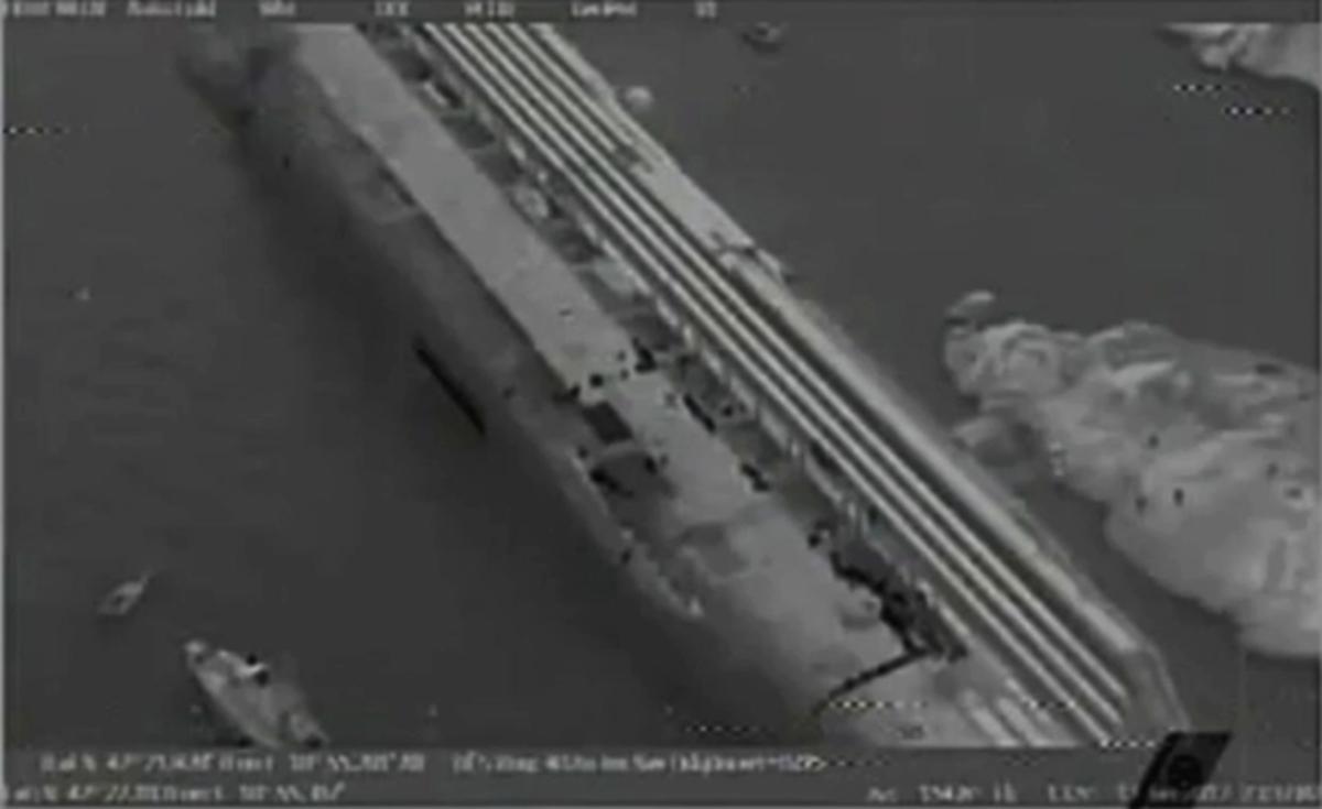 Βίντεο – ντοκουμέντο – Η στιγμή της εκκένωσης του Costa Concordia | Newsit.gr