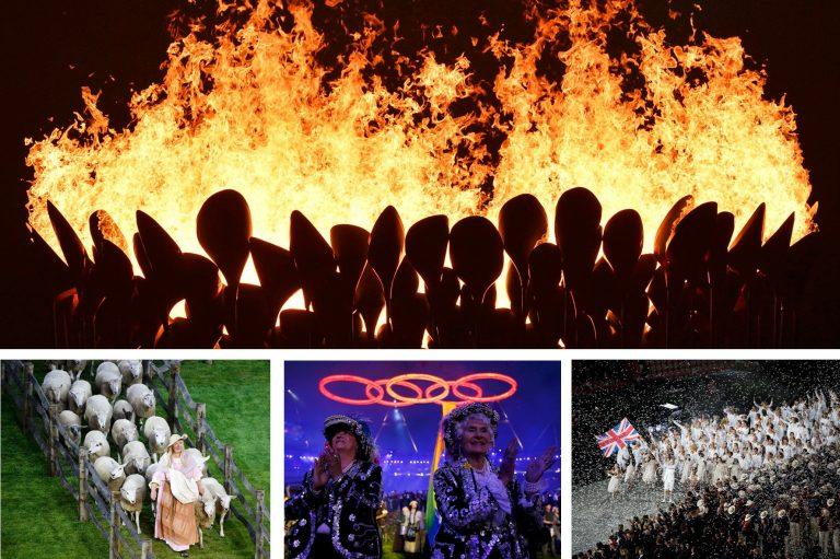 Στα ύψη η τηλεθέαση της Τελετής Έναρξης των Ολυμπιακών Αγώνων | Newsit.gr
