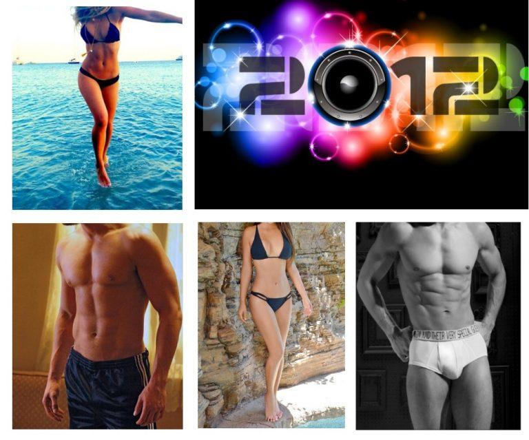 2012: Τα 10 πιο καυτά κορμιά της χρονιάς! | Newsit.gr