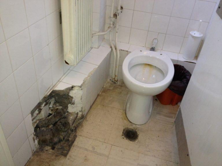 Πάτρα: Πού φαντάζεστε ότι βρίσκονται αυτές οι τουαλέτες; – Δείτε φωτό! | Newsit.gr