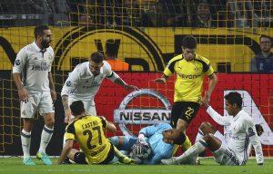 Champions League: Ισοπαλία με Ντόρτμουντ η Ρεάλ! Απίστευτο γκολ στη Δανία [vids]