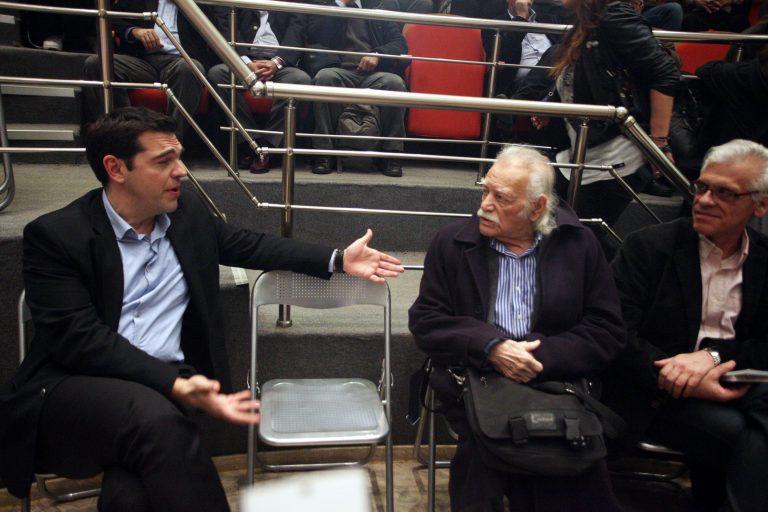 Θέμα εξόδου από το ευρώ θέτει ο Μανώλης Γλέζος! «Αν μας συμφέρει, θα παραμείνουμε. Αν δεν μας συμφέρει, δεν θα παραμείνουμε» | Newsit.gr