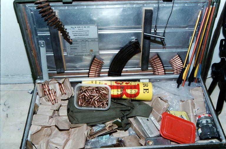 Χανιά: Έστελνε σφαίρες με… κούριερ!   Newsit.gr