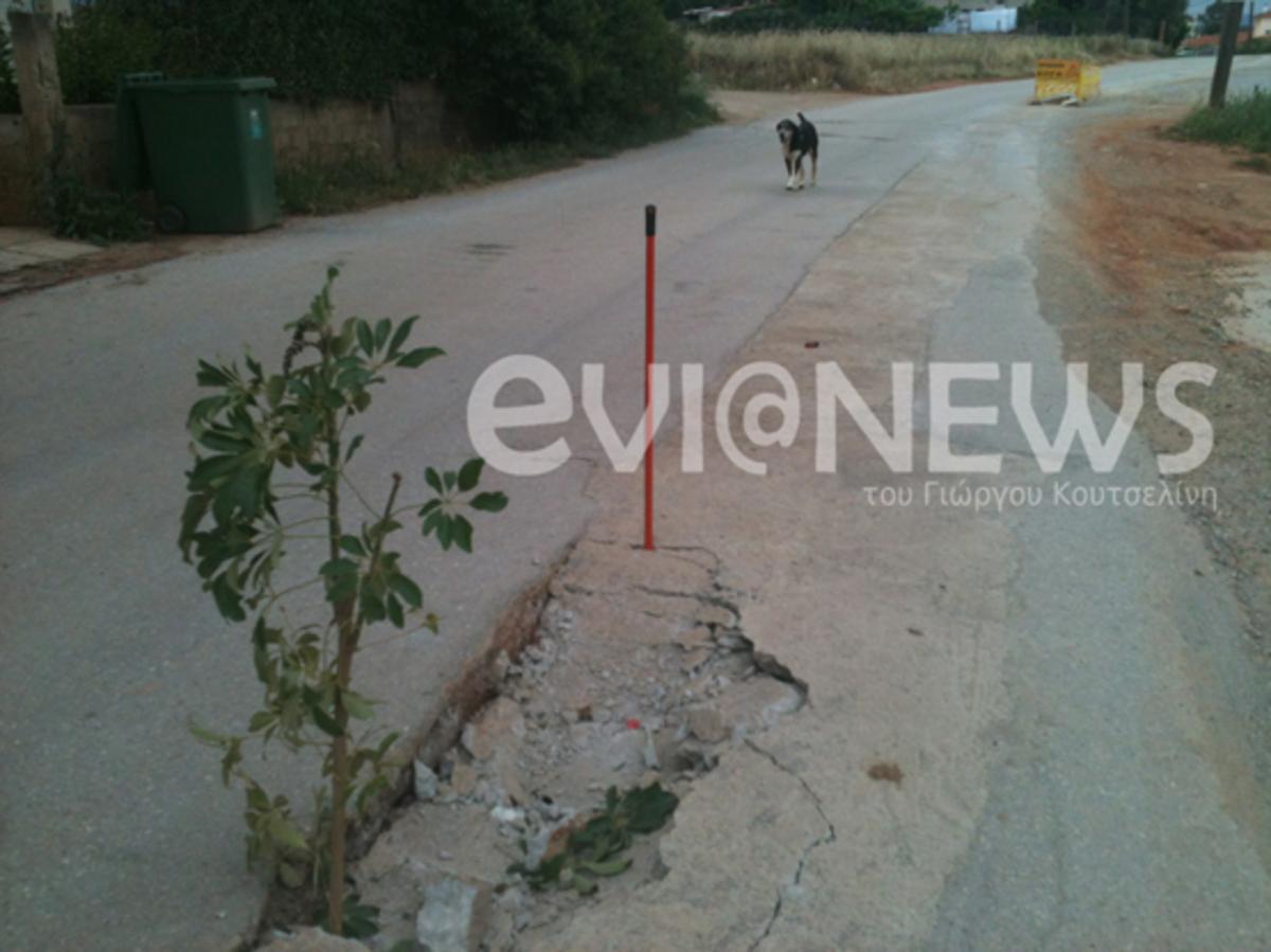 Εύβοια: Έβαλαν σκουπόξυλο και…κάνουν τον σταυρό τους-Φωτό και βίντεο!   Newsit.gr