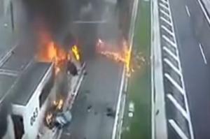 Τροχαίο Αθηνών – Λαμίας: Νέα ντοκουμέντα για τη μοιραία Porsche ρίχνουν φως στην τραγωδία – Τι αποκαλύπτει η πραγματογνωμοσύνη [pics, vids]
