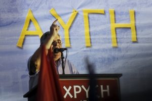 Χρυσή Αυγή: Στα Σφακιά το μεγαλύτερο ποσοστό της στην Κρήτη στις φετινές εκλογές!