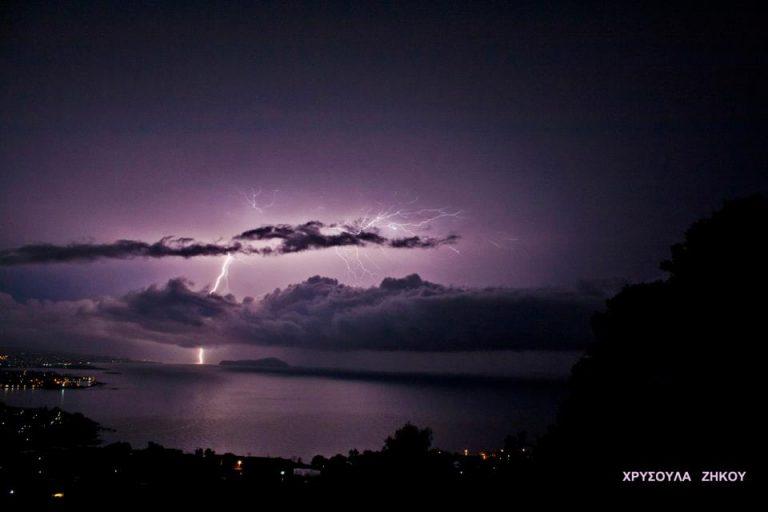 Χανιά:Όταν οι καταιγίδες γίνονται τέχνη-Δείτε τις μαγικές φωτογραφίες! | Newsit.gr