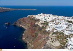 Σαντορίνη: Viral το βίντεο της δημιουργίας του νησιού – Πως απέκτησε τη σημερινή του μορφή [vid]