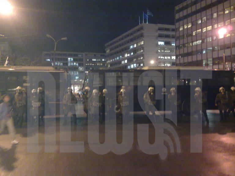 Ολοκληρώθηκε το συλλαλητήριο της ΑΔΕΔΥ   Newsit.gr