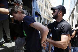 Ύδρα: Βίντεο »καίει» τους 7 Γεωργιανούς για τη δολοφονία του Μανώλη Οικονόμου!