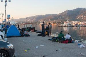 Μυτιλήνη: Νέες αφίξεις προσφύγων – Έφτασαν 100 άτομα με διαφορά λίγων ωρών!