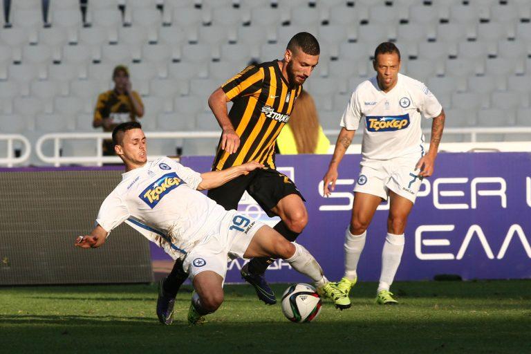 ΤΕΛΙΚΟ: Ατρόμητος – ΑΕΚ 1-0 | Newsit.gr