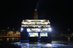 Λέρος: Χαμός στο Blue Star Patmos – Επιβάτες κατέλαβαν τον καταπέλτη του πλοίου!