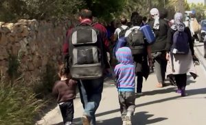 Χίος: Εξώδικο κατοίκων για το κλείσιμο του καταυλισμού προσφύγων στην αρχαία τάφρο!
