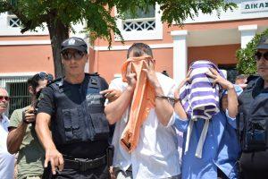 Αλεξανδρούπολη: Τουρκικές απειλές για την έκδοση των 8 αξιωματικών – Τι απαντούν οι φοβισμένοι στρατιωτικοί – Νέα δημοσιεύματα και καταθέσεις!