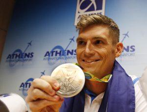 Κέρκυρα: Τιμητική εκδήλωση για τον ολυμπιονίκη Σπύρο Γιαννιώτη και τους αθλητές του νησιού που ξεχώρισαν!