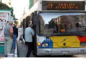 ΟΑΣΘ: Χωρίς λεωφορεία η Θεσσαλονίκη – Επίσχεση εργασίας από τους εργαζόμενους [vids]