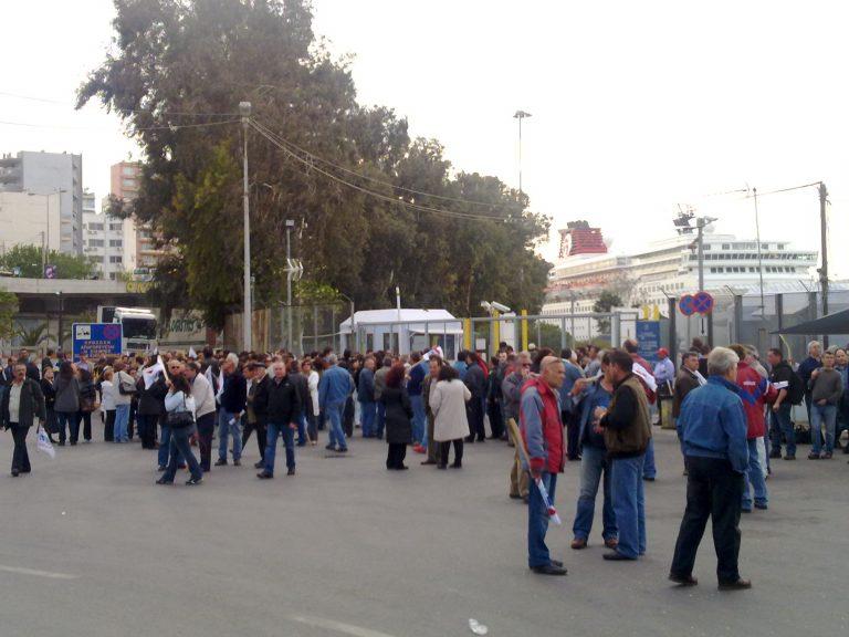 Με τις χειρότερες εντυπώσεις αναχώρησαν οι 950 τουρίστες του κρουαζιερόπλοιου που κρατήθηκαν «όμηροι» του ΠΑΜΕ   Newsit.gr