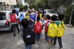 Λάρισα: Ψήφισμα καταπέλτης για τη Χρυσή Αυγή μετά τον »εμφύλιο» σε σχολείο για τα προσφυγόπουλα!