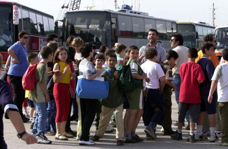 Αρκαδία: Φρένο στις σχολικές εκδρομές στα μεγάλα εμπορικά κέντρα   Newsit.gr