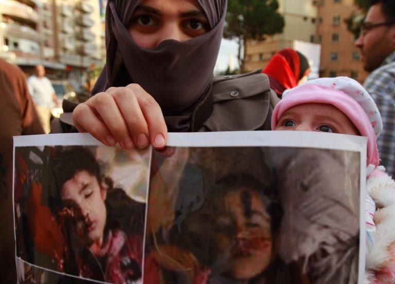 Συρία: Πάνω απο 13.000 οι νεκροί από τον Μάρτιο του '11   Newsit.gr
