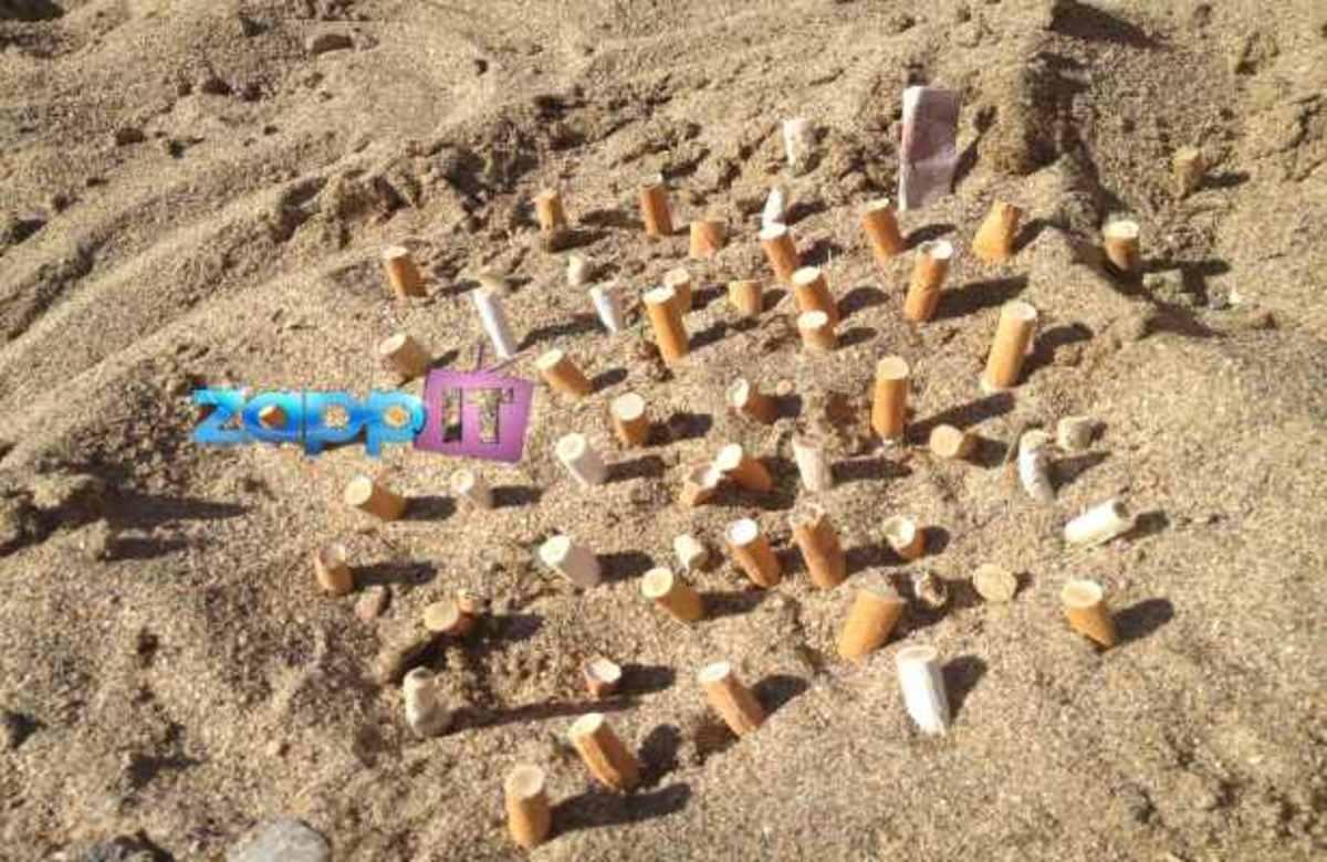 Πασίγνωστη παρουσιάστρια άφησε τα μπάνια και άρχισε να καθαρίζει την παραλία! | Newsit.gr
