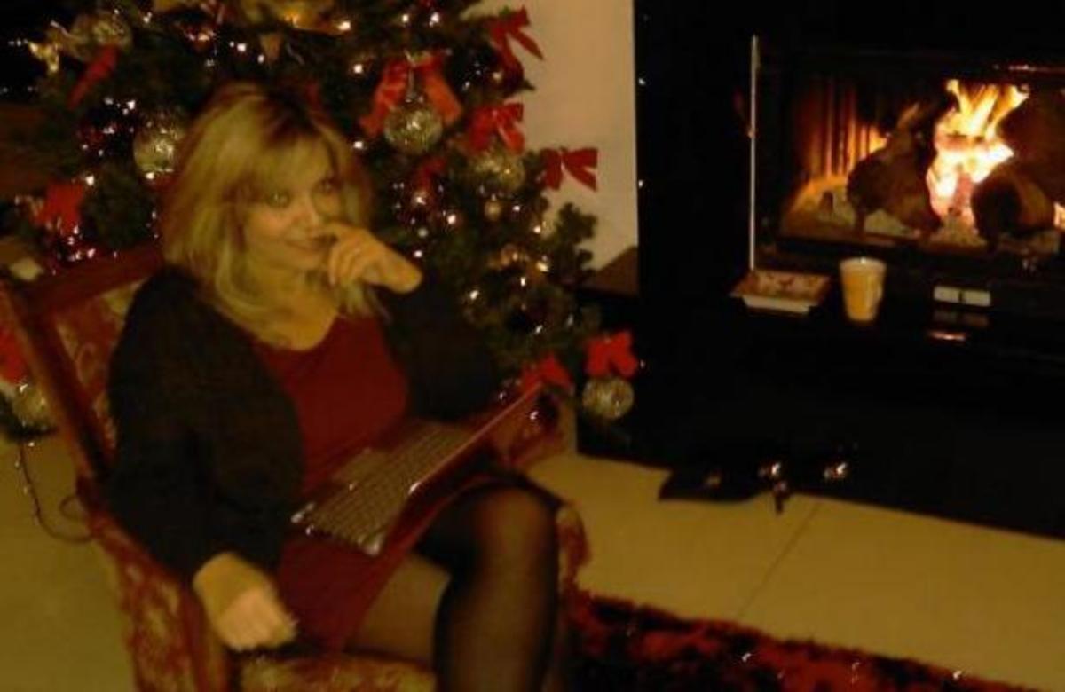Τι έφαγε η Σεμίνα Διγενή στο Χριστουγεννιάτικο τραπέζι;   Newsit.gr