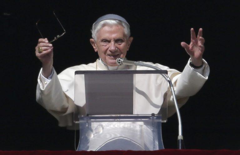 Ποιός είναι ο Πάπας Βενέδικτος ο 16ος | Newsit.gr