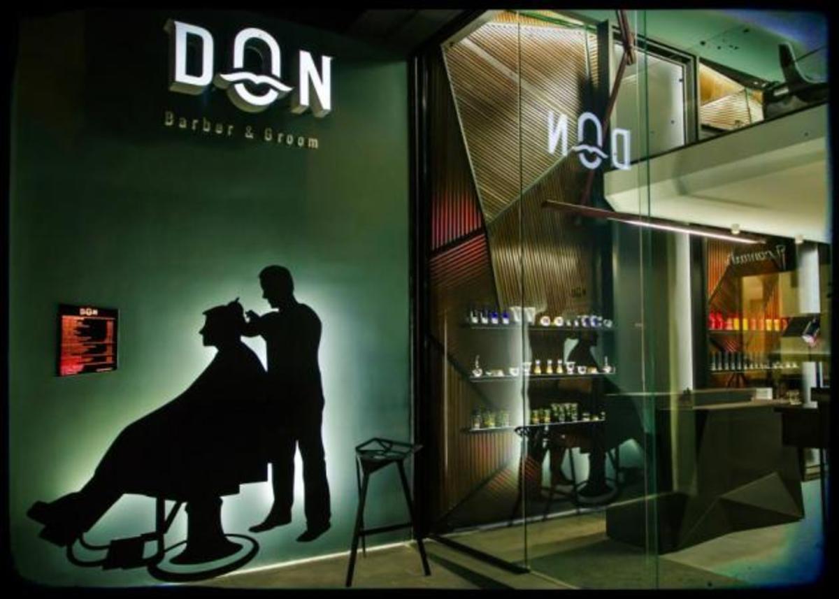 Μια μέρα στο Don Barber & Groom με την Kerastase! Αλλιώς, πώς αλλάζεις έναν άντρα!   Newsit.gr