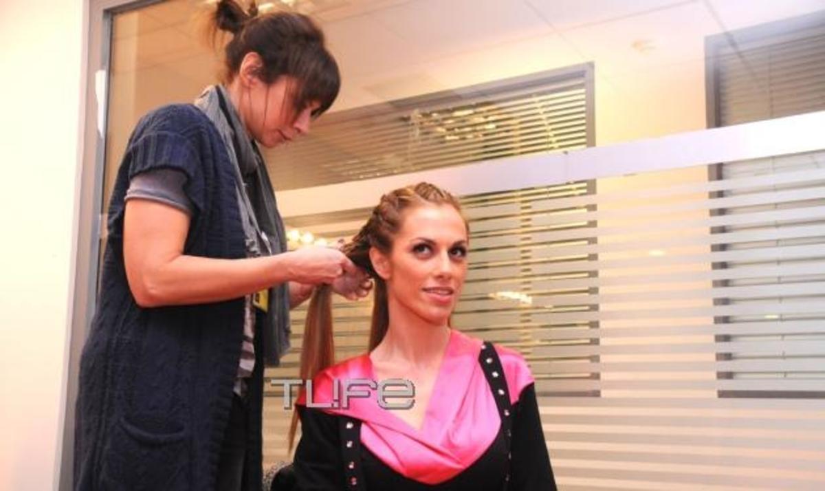 Dancing with the stars: Δες μέσα από φωτογραφίες όσα έγιναν στα παρασκήνια! | Newsit.gr