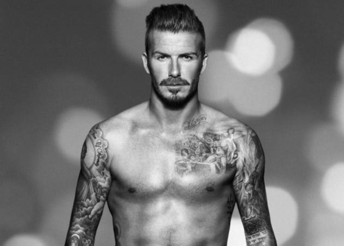 Ο David Beckham γιορτάζει τα Χριστούγεννα στην Η&Μ | Newsit.gr
