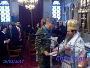 Χίος: Μήνυμα του αρχηγού ΓΕΣ στην Τουρκία – »Ο ελληνικός στρατός δεν βρίσκεται σε κρίση» [vid]