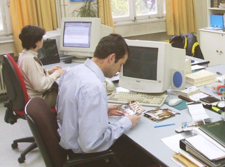 Ηλεία: Έδειρε τη γυναίκα του, μέσα στη δουλειά της! | Newsit.gr