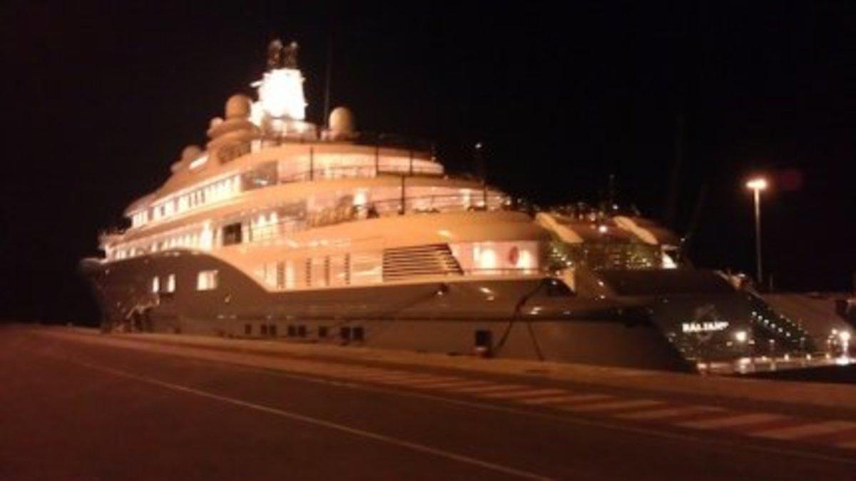 Ηράκλειο: »Χρυσάφι» στο λιμάνι-Έφτασε το γιοτ του σεϊχη Αμπντουλάχ!   Newsit.gr