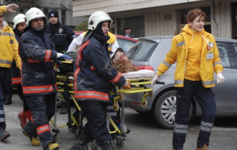 Άκρα αριστερά βλέπουν οι τούρκοι πίσω από την επίθεση αυτοκτονίας στην πρεσβεία των ΗΠΑ | Newsit.gr