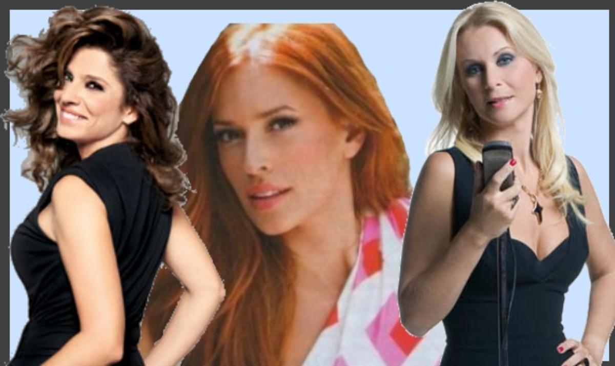 H Σίσσυ, η Κατερίνα και η Πόπη! Τι έκαναν οι τρεις κυρίες της τηλεόρασης χθες το βράδυ; | Newsit.gr