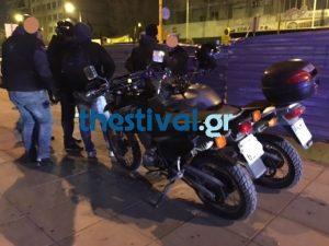 Θεσσαλονίκη: Πόλεμος οπαδών σε ξενοδοχείο μετά το ΠΑΟΚ – Σάλκε [pics, vids]