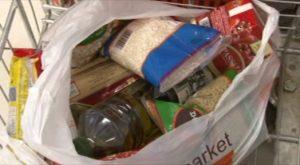 Οι πολίτες πρόσφεραν 85 τόνους τροφίμων