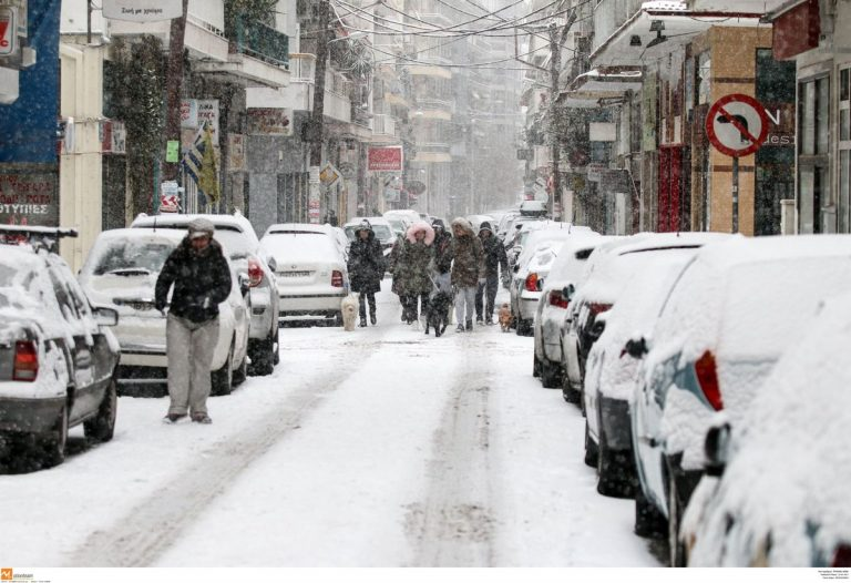 Καιρός: Νέα χιονόπτωση στη Θεσσαλονίκη – Το σχέδιο έκτακτης ανάγκης του ΟΑΣΘ! | Newsit.gr