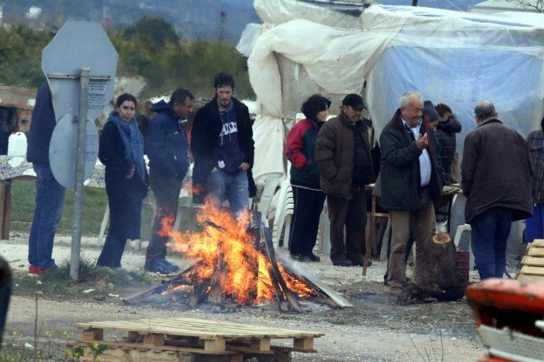 Μπλόκα Αγροτών: Έφυγαν από τα Μεγάλα Χωράφια στα Χανιά μετά από 25 μέρες!   Newsit.gr