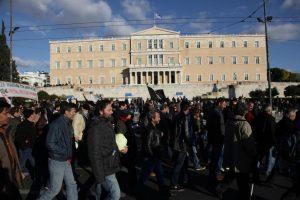 Το χρονικό του αγροτικού συλλαλητηρίου – Όλα όσα συνέβησαν