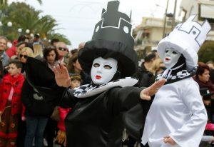 Χανιά: Το καρναβάλι της Σούδας – Παρέλαση αρμάτων και καρναβαλιστών!