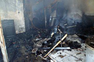 Σέρρες: Κάηκε ζωντανή στο σπίτι της – Οι πυροσβέστες βρήκαν απανθρακωμένη την άτυχη γυναίκα!