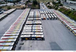 ΟΑΣΘ: Παραμένει η Θεσσαλονίκη χωρίς λεωφορεία – Οι σκέψεις των εργαζομένων!
