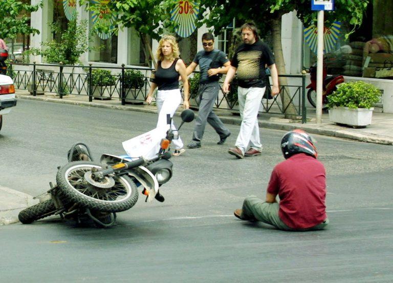 Χανιά: Ούτε το κράνος μπόρεσε να σώσει τον ηλικιωμένο οδηγό…   Newsit.gr